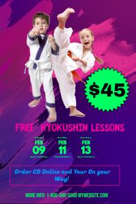 Free Online Kyokushin Karate Lessons