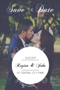 Free Save the Date Flyer Template