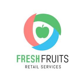 Fresh Fruits Restaurant Logo