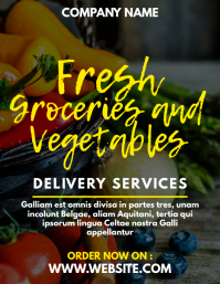 fresh groceries and vegetables delivery servi
