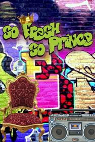Fresh Prince Party Backdrop