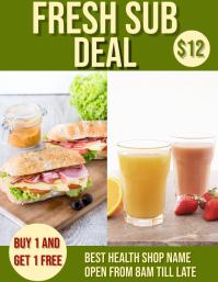 fresh sub deal