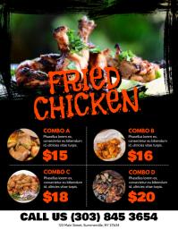 Fried Chicken Flyer