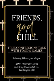 Friends, God and Chill Party