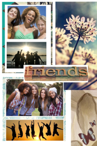 Friends Collage