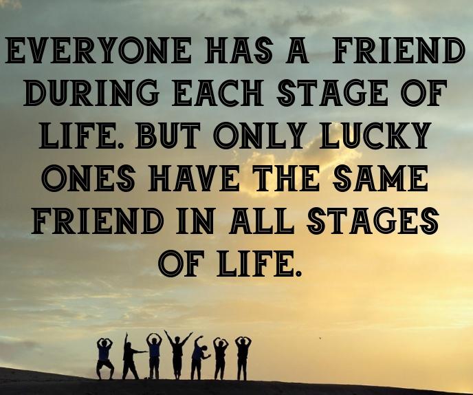 FRIENDS LIFE QUOTE TEMPLATE Stort rektangel