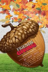 Friendsgiving Party