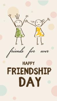 Friendship day,friends,love Indaba yaku-Instagram template