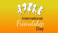 Friendship Day Blog header post template
