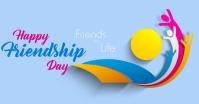 Friendship Day Isithombe Esabiwe ku-Facebook template