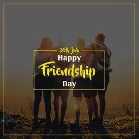 Friendship Day Instagram Post4 Instagram-bericht template