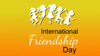 Friendship Day Twitter post template