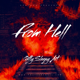 From Hell Fire Mixtape Cover