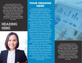 Front Brochure trifold