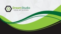 Front Business Card template