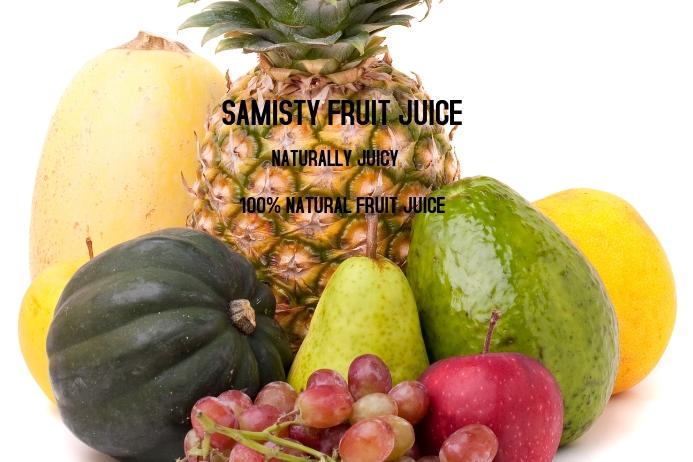 Fruit label Etiket template