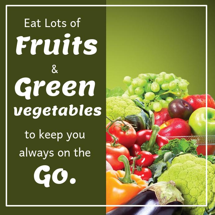 fruits& Green