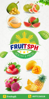Fruits Roll Up template