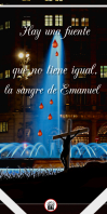 Fuente sin igual Church Banner