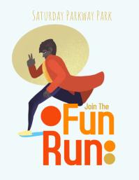 Fun Run flyer