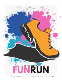 Customizable Design Templates for Fun Run PosterMyWall