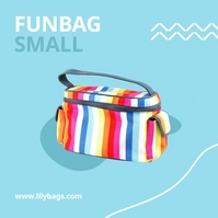 Funbag small - Product display ad Instagram Post template