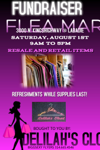 retail flyer clothing company