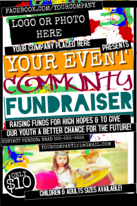 customize 1 200 fundraising poster templates postermywall