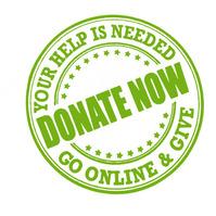 Fundraising Логотип template