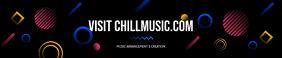 Funky Musician Album Soundcloud Banner