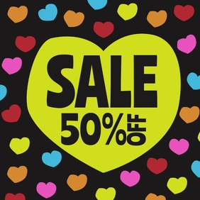 Funny Hearts Sale Video