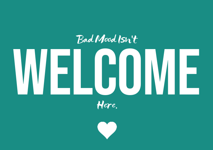 Funny Welcome Poster