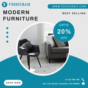 Furniture Instagram Template
