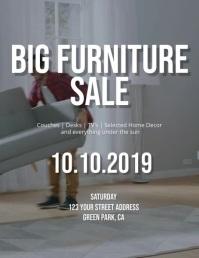 Furniture Sale Flyer Template