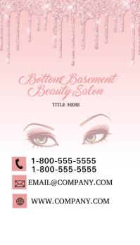 Furniture Store Business Card