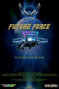 future force Poster template