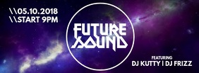 Future Sound Facebook Cover