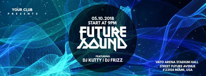 Future Sound Facebook Cover