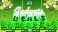 GADGETS DEALS Уменьшенное изображение YouTube template