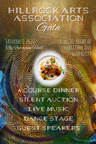 Gala Event Poster Flyer