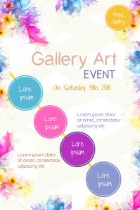 Gallery art event