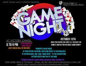 Game Night Slide
