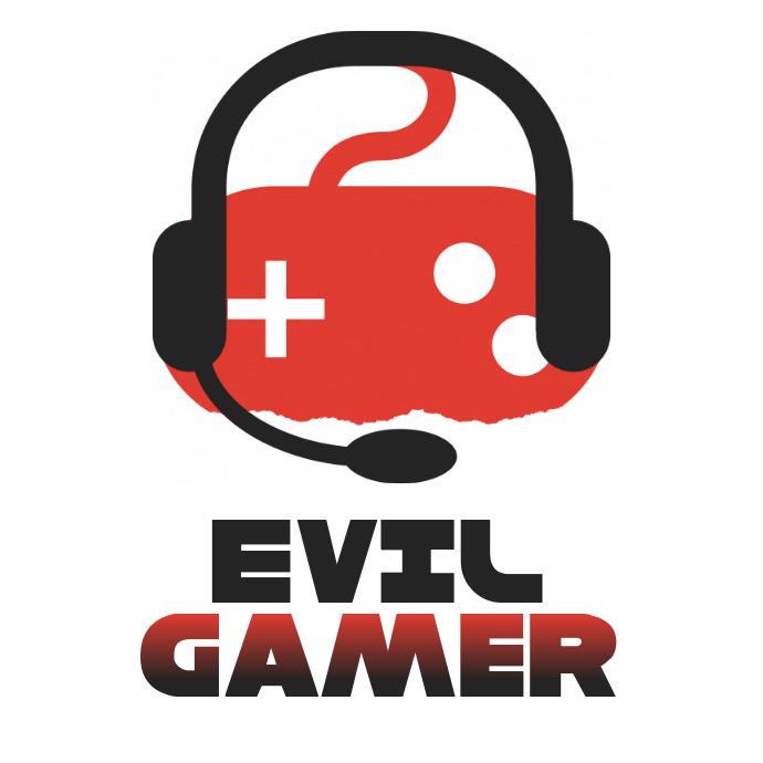 Gamer Logo template
