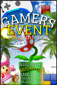 Gamers Event