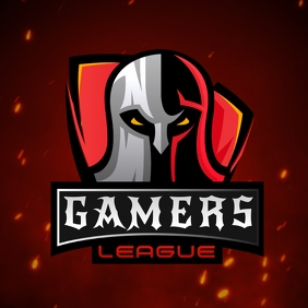 Gaming Esports Streamer Video Game Logo