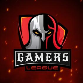 Gaming Esports Streamer Video Game Logo