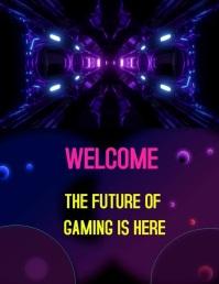 Gaming poster