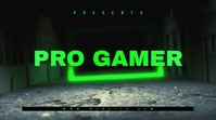 GAMING YOUTUBE BANNER COVER DESIGN TEMPLATE