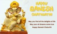 Ganesh chaturthi Tanda template