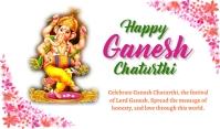 Ganesh Chaturthi Merker template